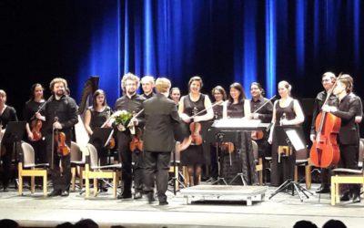 Concert in Stadsschouwburg Leuven
